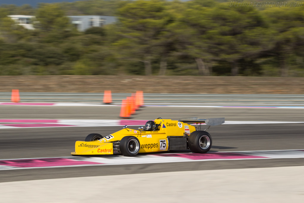 March 752 - Chassis: 75B-10 - Driver: Philippe Scemama  - 2017 Dix Mille Tours