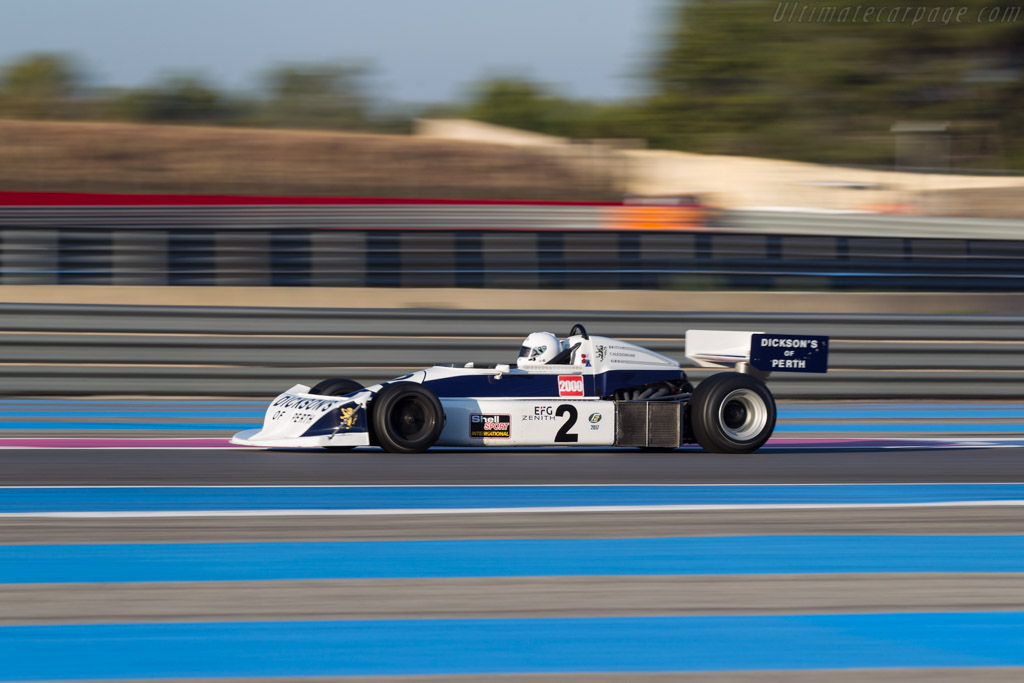 March 772 - Chassis: 772-3 - Driver: Matthew Watts  - 2017 Dix Mille Tours
