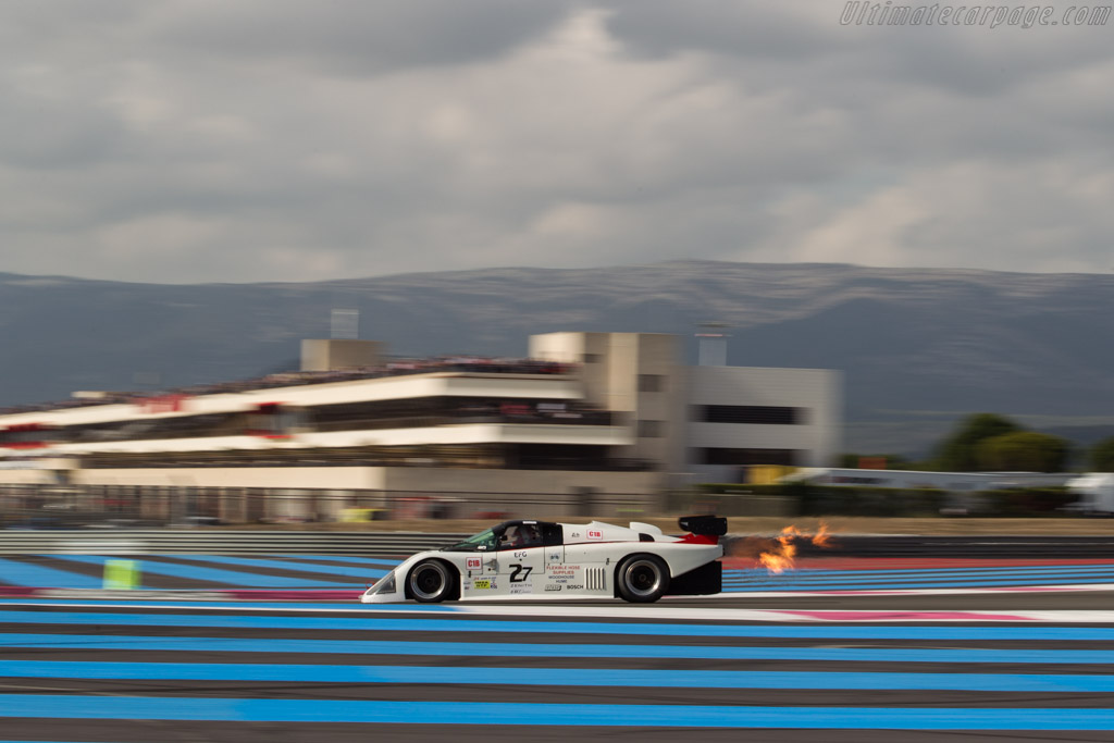 March 85G - Chassis: 85G/06 - Driver: Christian Perrier  - 2017 Dix Mille Tours