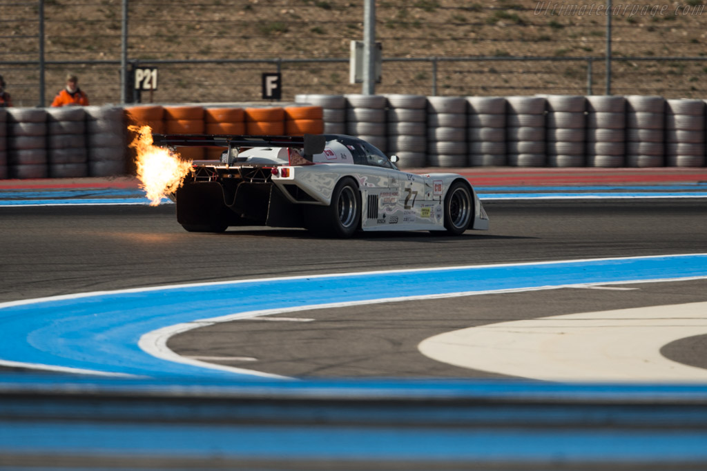 March 85G - Chassis: 85G-6 - Driver: Christian Perrier - 2017 Dix Mille Tours