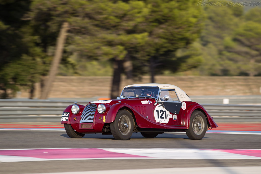 Morgan +4 SS - Chassis: 5125 - Driver: Gael Regent / Guillaume Gouble - 2017 Dix Mille Tours