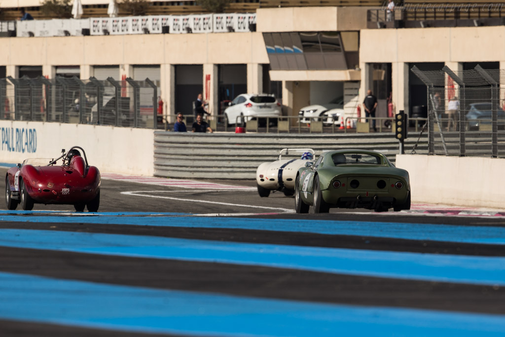 Porsche 904 - Chassis: 904-025 - Driver: Alex Birkenstock  - 2017 Dix Mille Tours