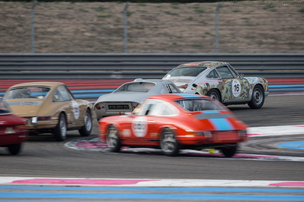 Porsche 904 - Chassis: 904-047 - Driver: Lee Maxted-Page  - 2017 Dix Mille Tours