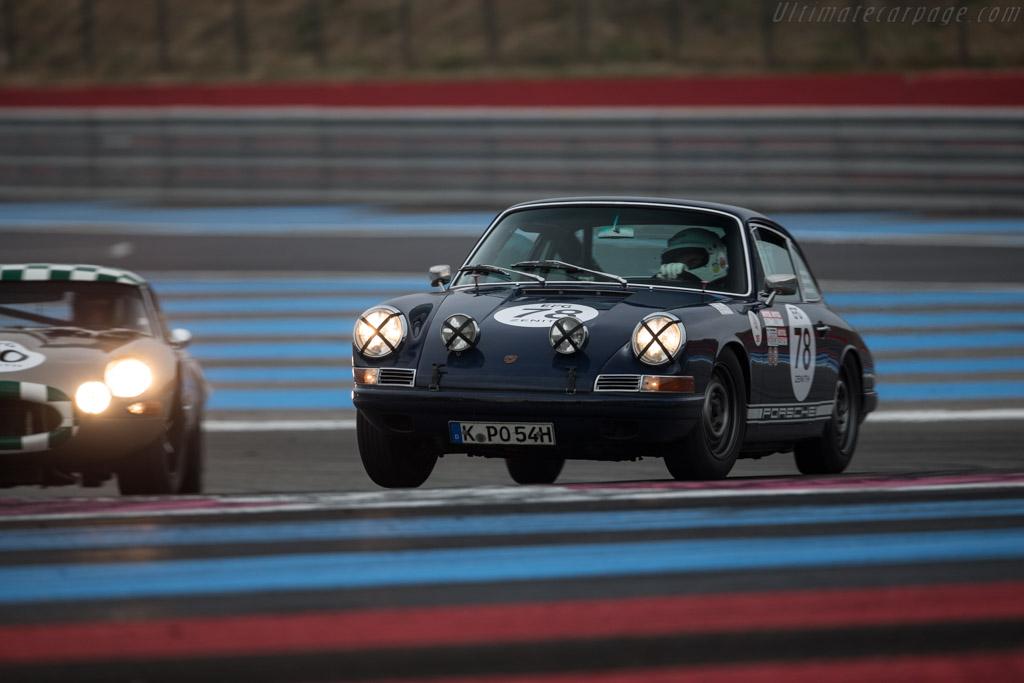 Porsche 911 - Chassis: 302036 - Driver: Stephan Koenig  - 2017 Dix Mille Tours
