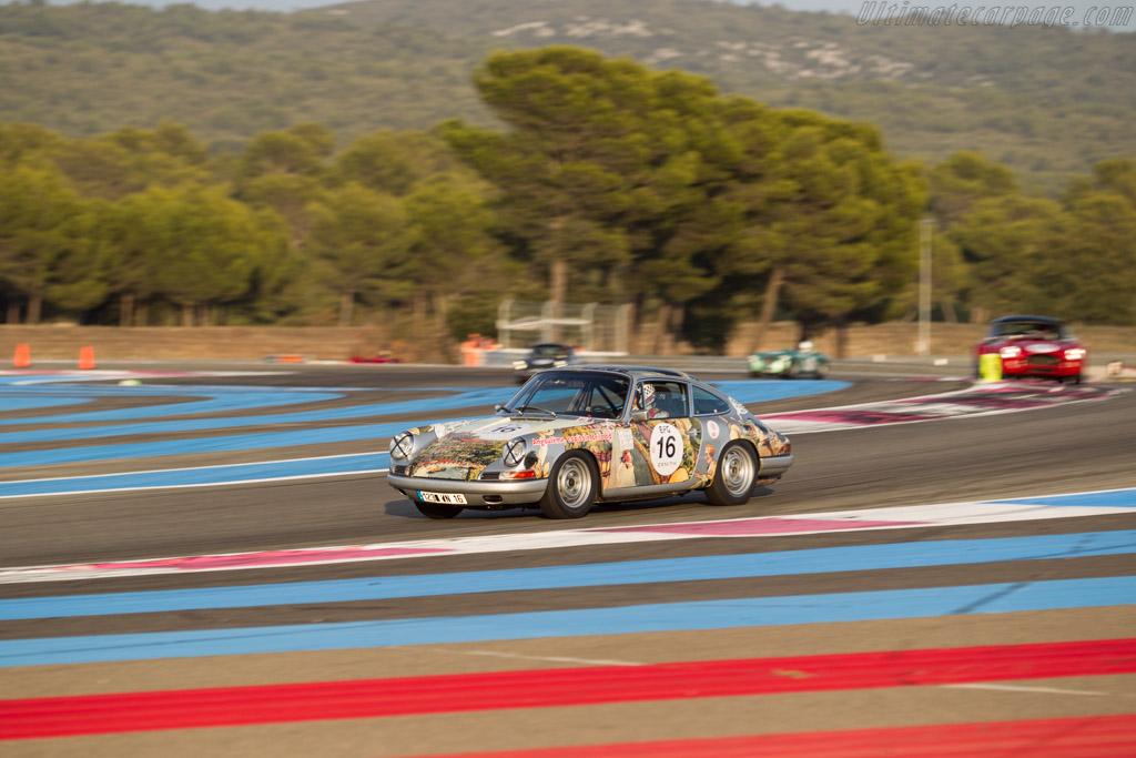Porsche 911 - Chassis: 304266 - Driver: Damien Kohler  - 2017 Dix Mille Tours