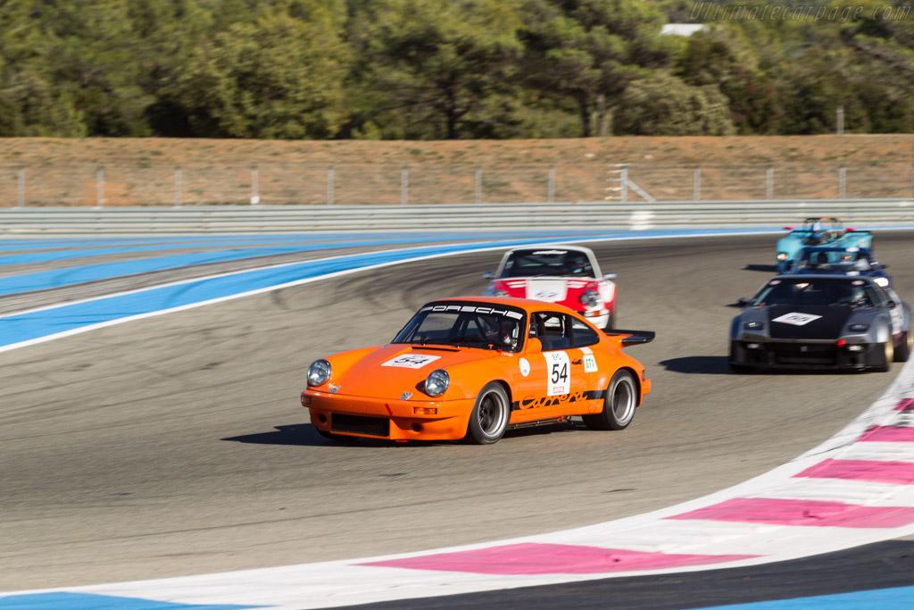 Porsche 911 Carrera RS 3.0 - Chassis: 911 460 9096 - Driver: Alexis de Beaumont  - 2017 Dix Mille Tours