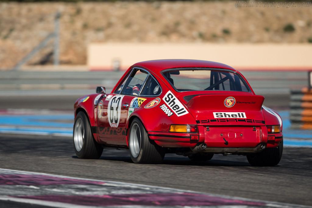 Porsche 911 Carrera RSR 2.8 - Chassis: 911 360 0761 - Driver: Didier Denat  - 2017 Dix Mille Tours