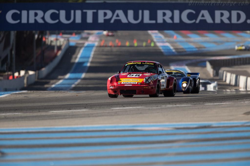 Porsche 911 Carrera RSR 3.0 - Chassis: 911 460 9116 - Driver: Urs Beck / Patrick Simon  - 2017 Dix Mille Tours