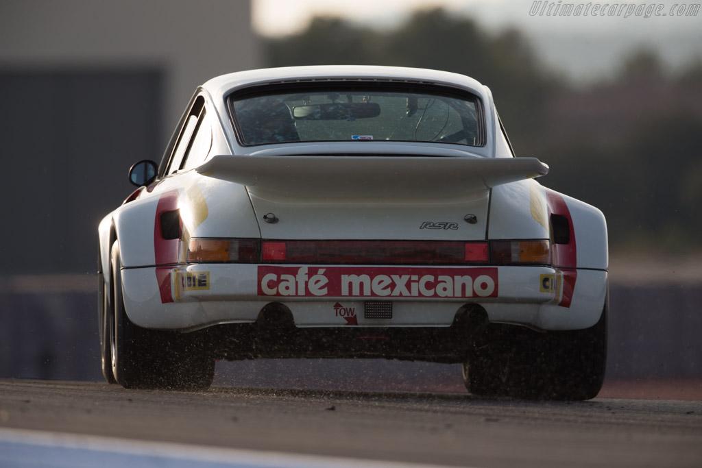 Porsche 911 Carrera RSR 3.0 - Chassis: 911 560 9115 - Driver: Rainer Becker  - 2017 Dix Mille Tours