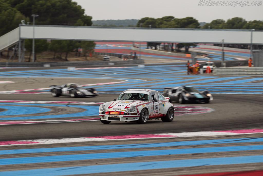 Porsche 911 RSR 2.8 - Chassis: 911 360 0844 - Driver: Francois Degand / Sebastien Boulet  - 2017 Dix Mille Tours