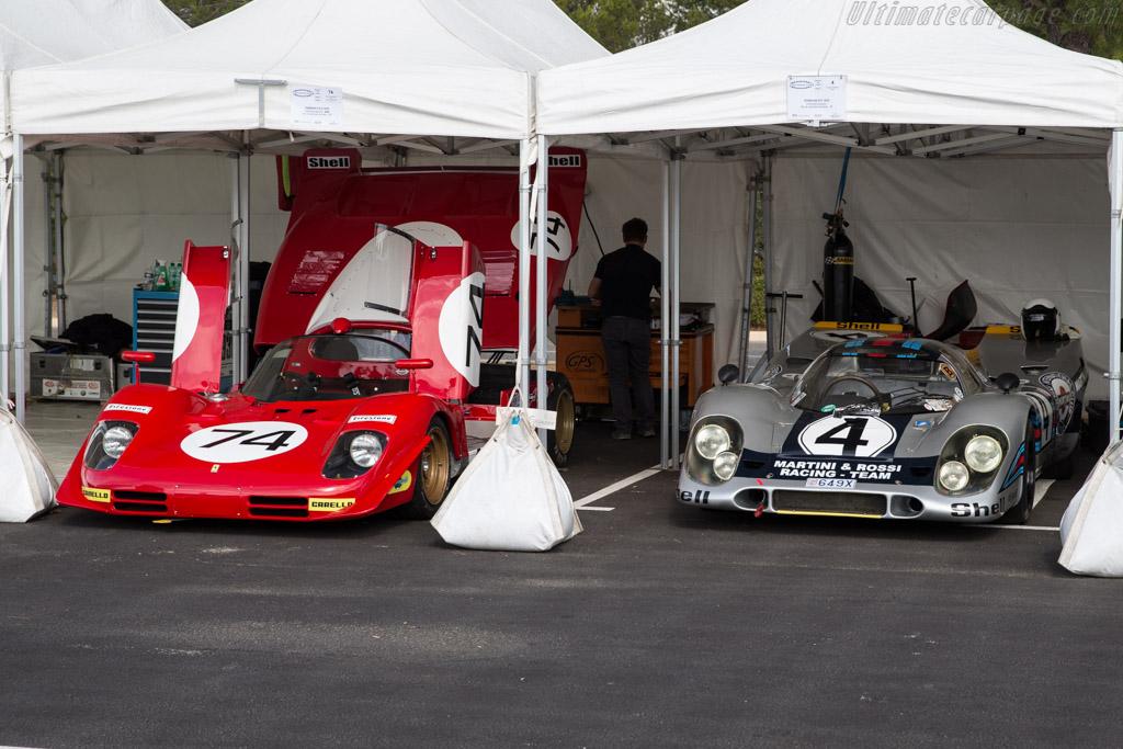 Porsche 917K - Chassis: 917-037   - 2017 Dix Mille Tours