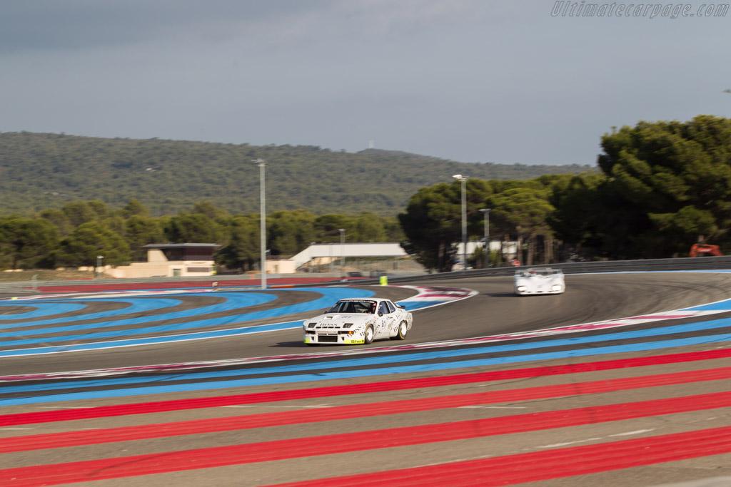 Porsche 924 GTR - Chassis: 009 - Driver: Paul Singer  - 2017 Dix Mille Tours