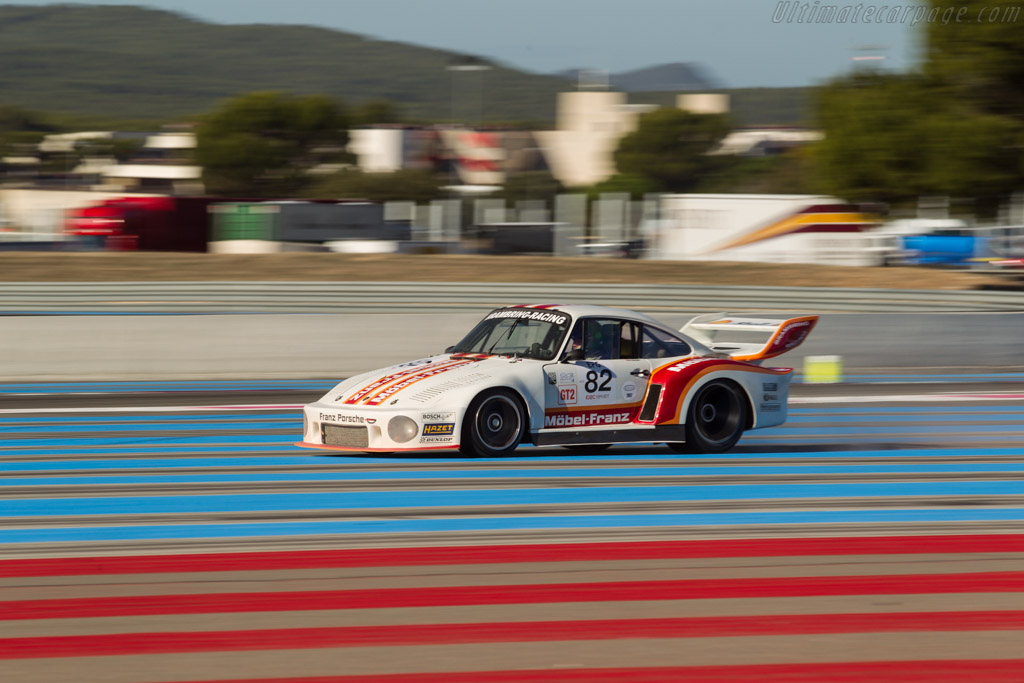 Porsche 935 - Chassis: 930 770 0907 - Driver: Maxime Guenat  - 2017 Dix Mille Tours