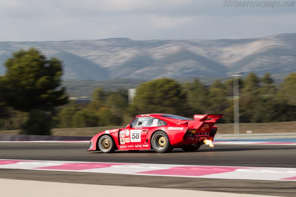 Porsche 935 K3  - Driver: Urs Beck / Patrick Simon  - 2017 Dix Mille Tours