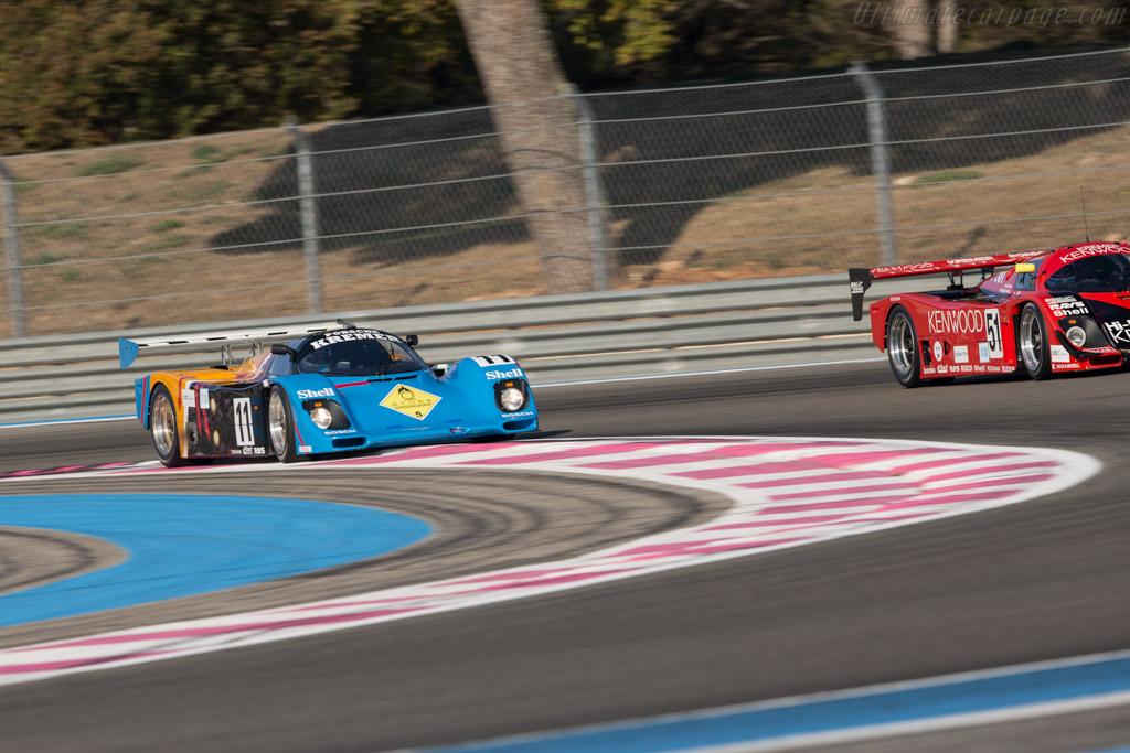 Porsche 962 CK6 - Chassis: CK6-06/02 - Driver: Nicolas d'Ieteren  - 2017 Dix Mille Tours