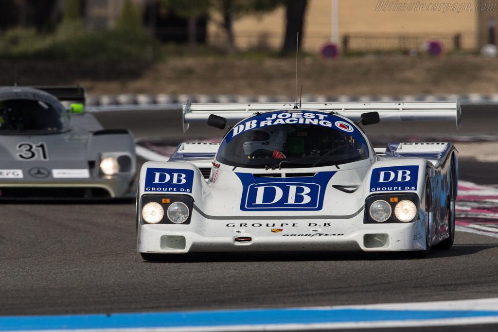 Porsche 962C - Chassis: 962-144 - Driver: Max von Braunmuehl  - 2017 Dix Mille Tours