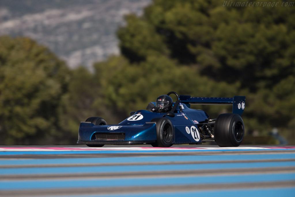Ralt RT1 - Chassis: 1-71 - Driver: Charles Veillard  - 2017 Dix Mille Tours