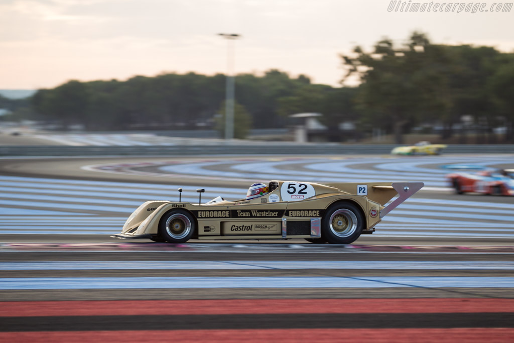TOJ SC304 - Chassis: 11-76 - Driver: Yves Scemama  - 2017 Dix Mille Tours