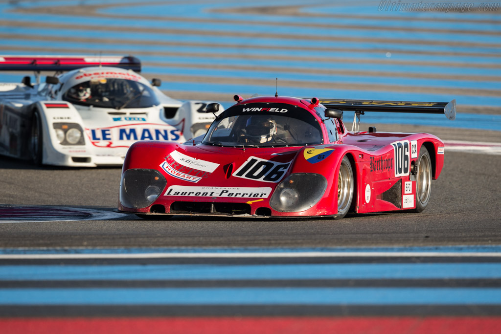 Tiga GC288 - Chassis: 365 - Driver: Laurent Fort  - 2017 Dix Mille Tours
