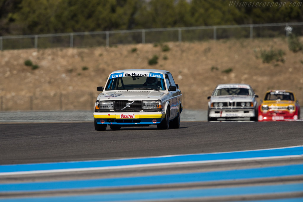 Volvo 240 Turbo - Chassis: 240A 403 - Driver: Andrew Beverley  - 2017 Dix Mille Tours