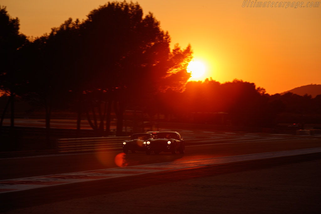 AC Shelby Cobra - Chassis: CSX2325 - Driver: Carlo Vögele / Yves Vogele  - 2018 Dix Mille Tours
