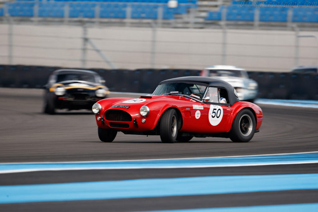 AC Shelby Cobra - Chassis: CSX2349 - Driver: Ben Gill  - 2018 Dix Mille Tours