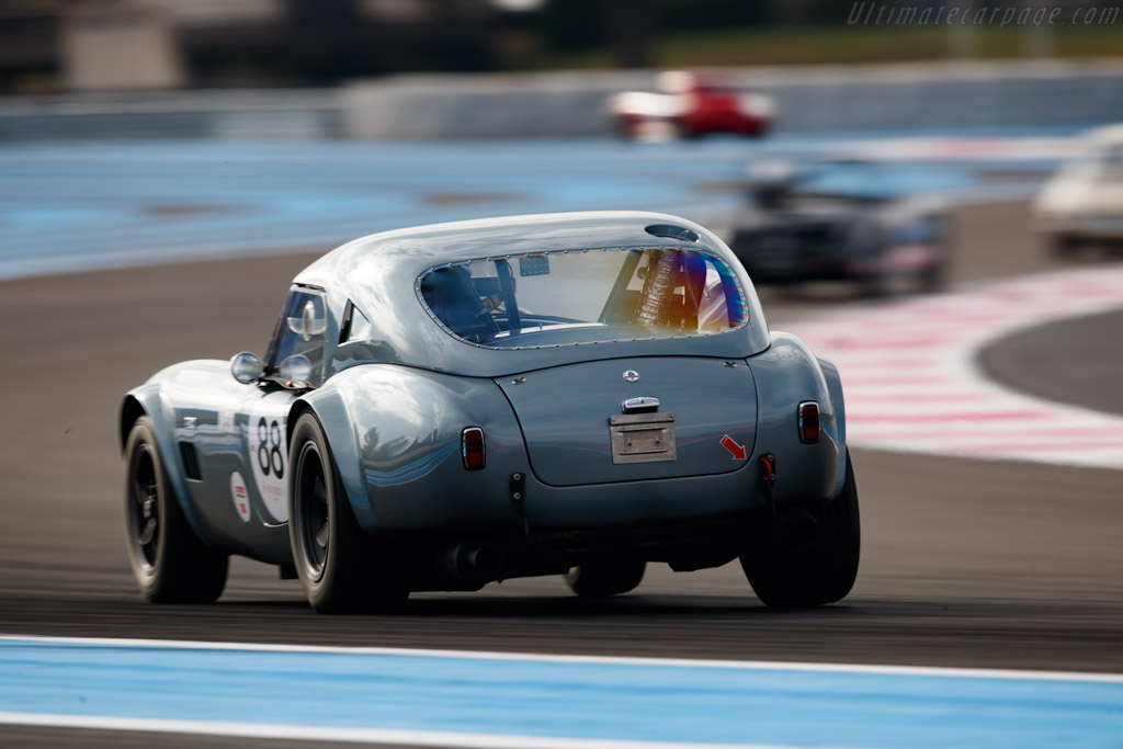 AC Shelby Cobra - Chassis: CSX2229 - Driver: Philipp Oetlli  - 2018 Dix Mille Tours