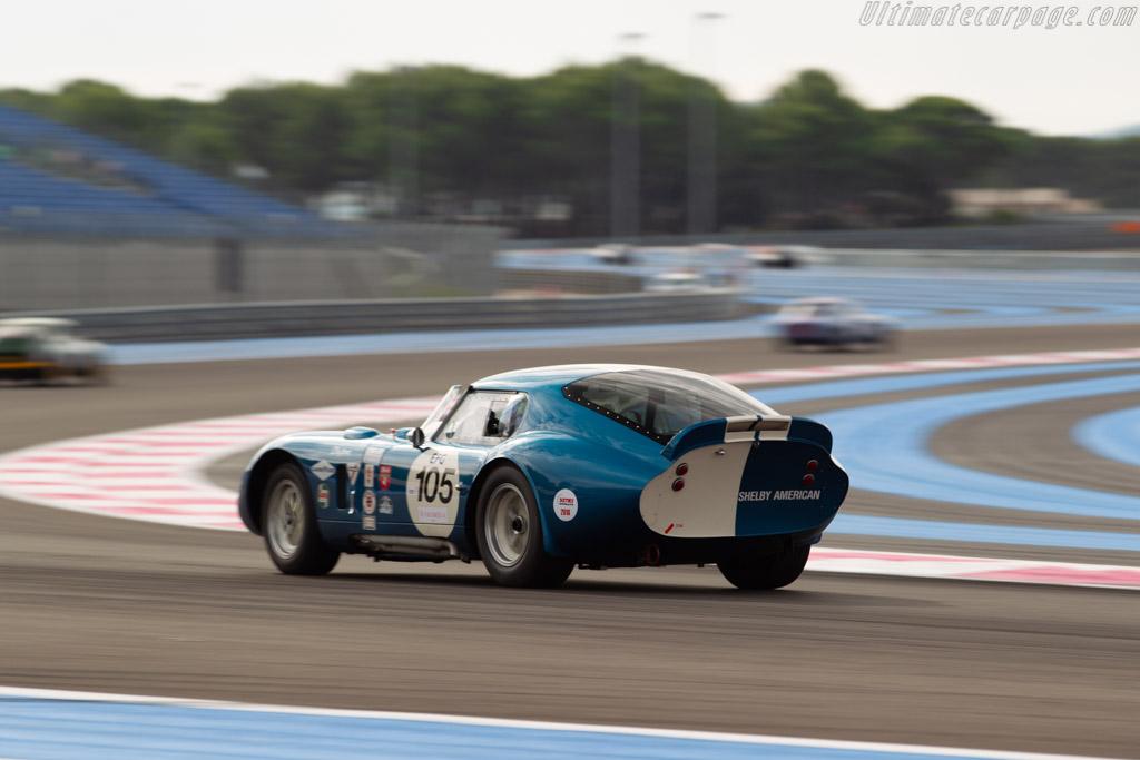 AC Shelby Cobra Daytona - Chassis: CSX2166 - Driver: Edwin Stucky / Ludovic Cholley  - 2018 Dix Mille Tours
