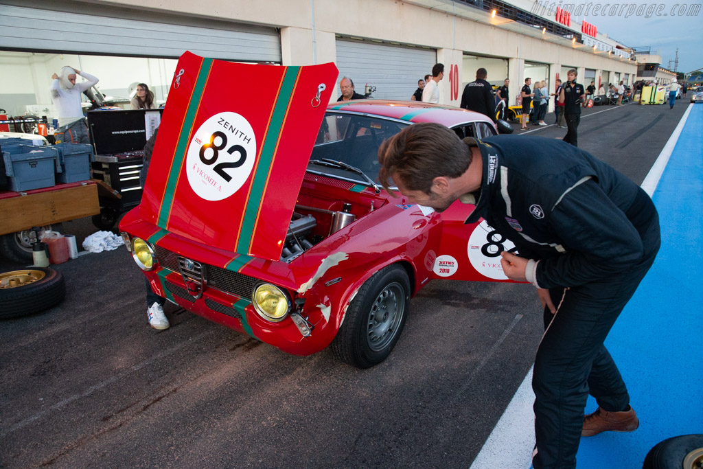 Alfa Romeo Giulia GTA - Chassis: AR613667 - Driver: Alexander Rittweger  - 2018 Dix Mille Tours