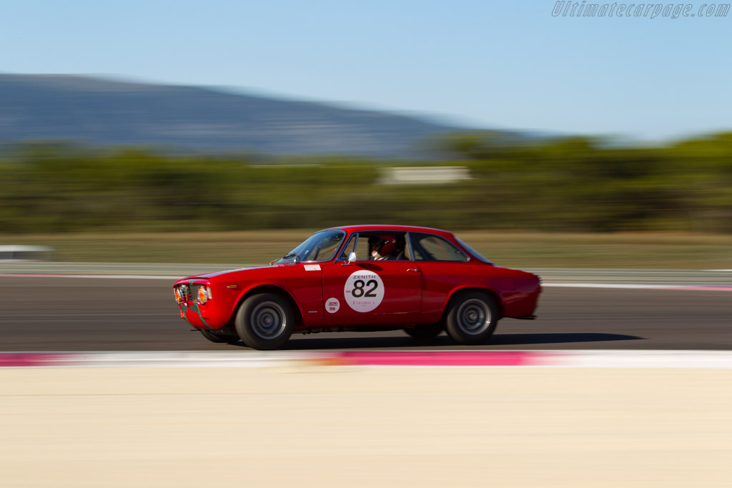 Alfa Romeo Giulia GTA - Chassis: AR613667 - Driver: Alexander Rittweger  - 2018 Dix Mille Tours