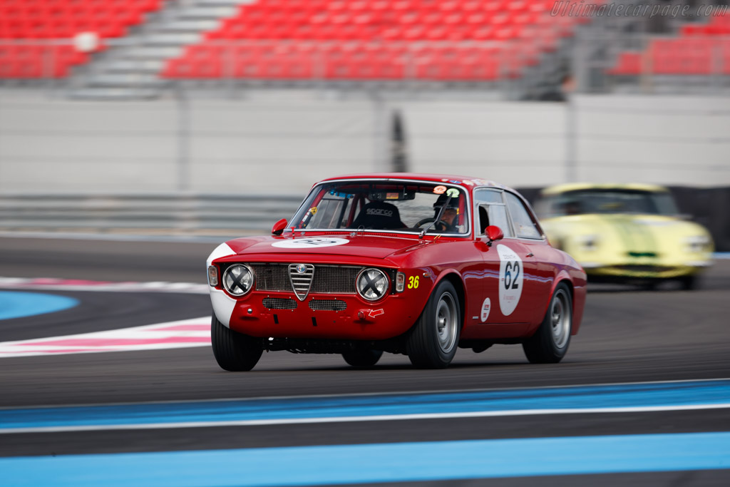 Alfa Romeo Giulia GTA - Chassis: AR613733 - Driver: Albert Weinzierl  - 2018 Dix Mille Tours