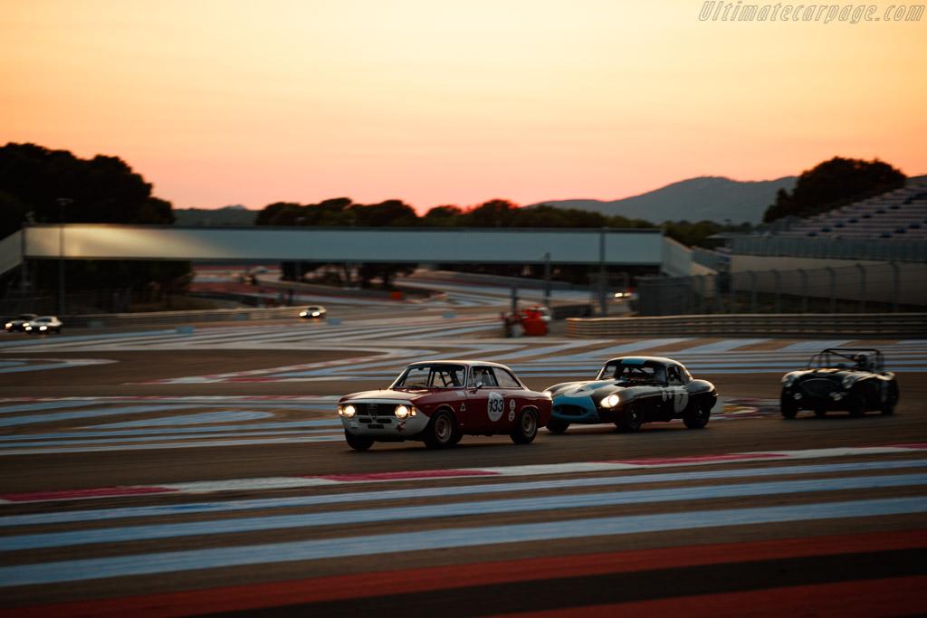 Alfa Romeo Giulia Sprint GTA - Chassis: AR613018 - Driver: Daniel Reinhardt / Dominique Reinhardt  - 2018 Dix Mille Tours