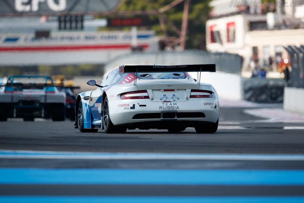 Aston Martin DBRS9 - Chassis: DBR9S/23 - Driver: Michel Mhitarian  - 2018 Dix Mille Tours