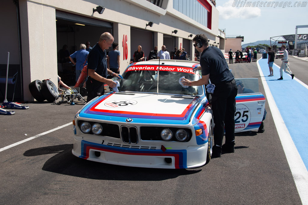 BMW 3.0 CSL - Chassis: 4300096 - Driver: Christian Traber - 2018 Dix Mille Tours