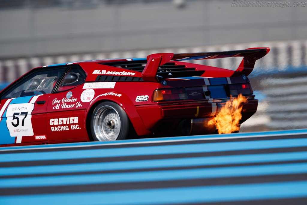 BMW M1 - Chassis: 4301195 - Driver: Alexander Rittweger / Sam Hancock  - 2018 Dix Mille Tours