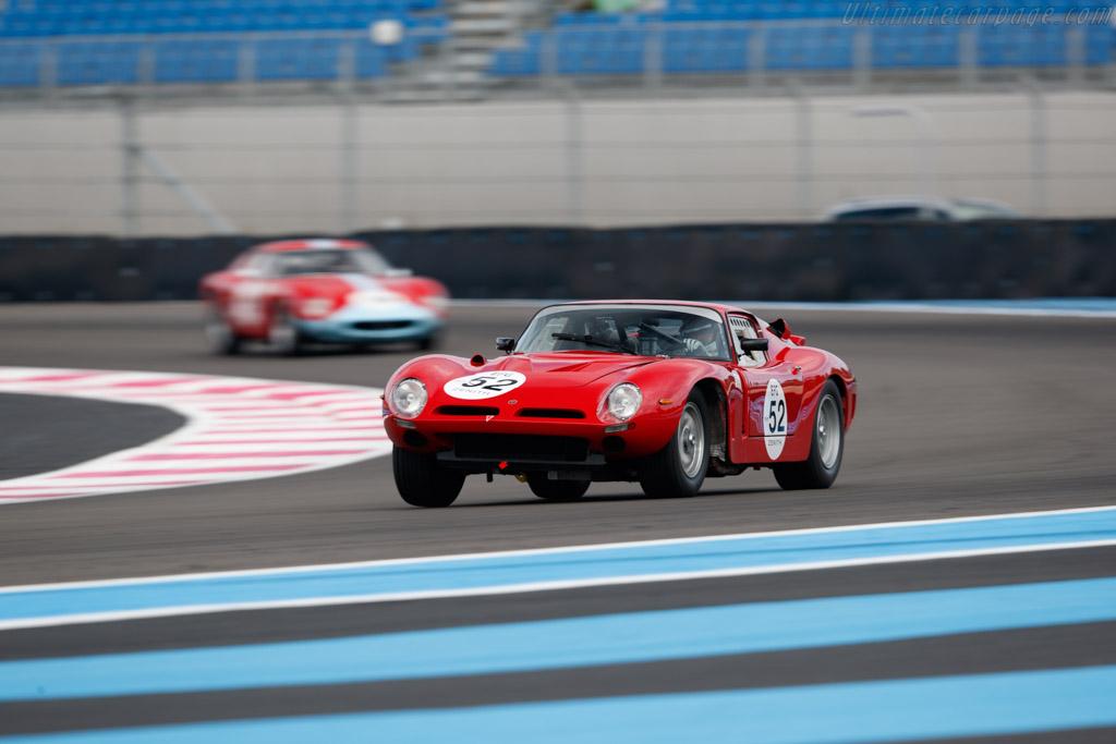 Bizzarrini 5300 GT - Chassis: BA4 0102 - Driver: Peter Muelder  - 2018 Dix Mille Tours