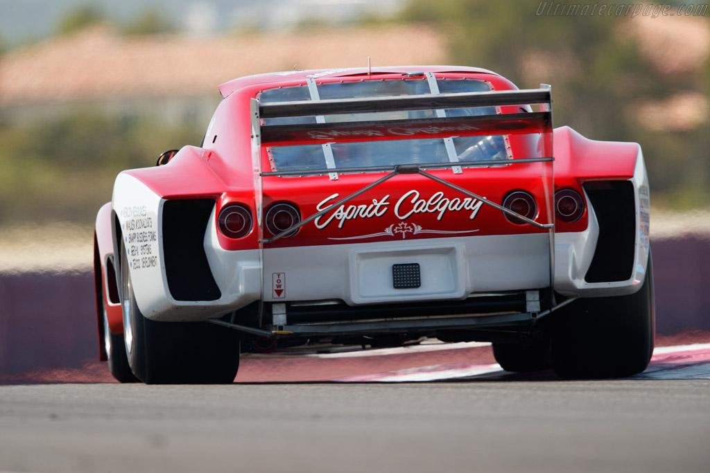 Chevrolet Corvette C3   - Driver: Gérard Bacle / Jim Pla - 2018 Dix Mille Tours