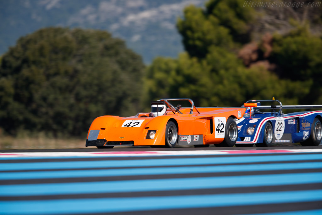 Chevron B21 - Chassis: B21-72-25 - Driver: Philipp Bruehwiler  - 2018 Dix Mille Tours
