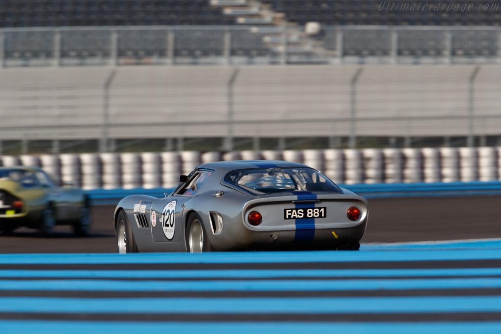 Ferrari 250 GT Drogo - Chassis: 1717GT - Driver: Christian Dumolin  - 2018 Dix Mille Tours