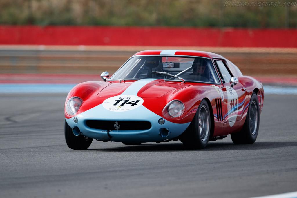 Ferrari 250 GT Drogo - Chassis: 2391GT - Driver: Larry Kinch  - 2018 Dix Mille Tours