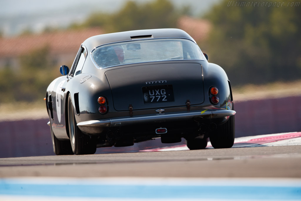 Ferrari 250 GT SWB - Chassis: 3039GT - Driver: Jean-Jacques Bailly  - 2018 Dix Mille Tours