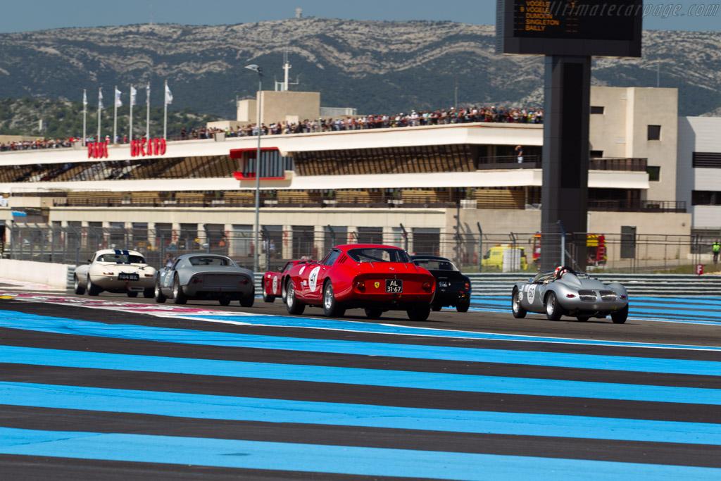 Ferrari 275 GTB/4 - Chassis: 09247 - Driver: Jan Gijzen - 2018 Dix Mille Tours