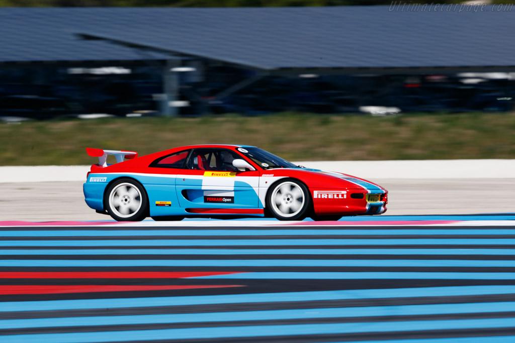 Ferrari 355 Challenge  - Driver: Pierre Besse / Jeremy Garamond  - 2018 Dix Mille Tours
