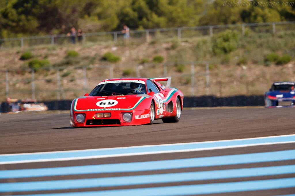 Ferrari 512 BB / LM - Chassis: 28601 - Driver: Mr John Of B / Soheil Ayari  - 2018 Dix Mille Tours