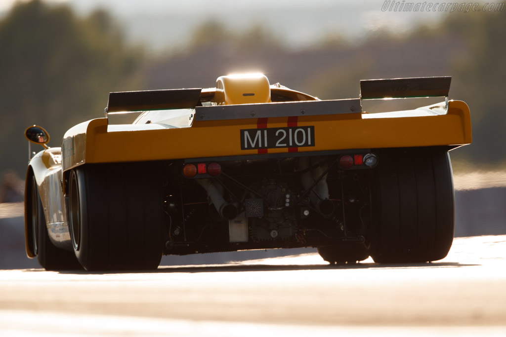 Ferrari 512 M  - Driver: Carlos Monteverde / Gary Pearson  - 2018 Dix Mille Tours