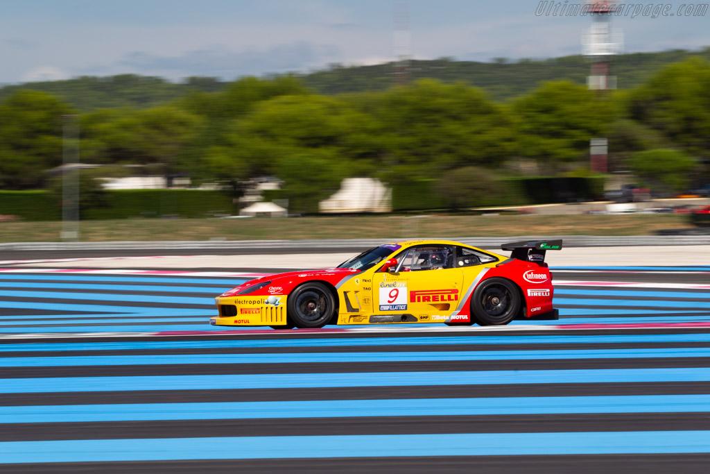 Ferrari 550 Maranello GT - Chassis: 2102 - Driver: Mike Humphreys  - 2018 Dix Mille Tours
