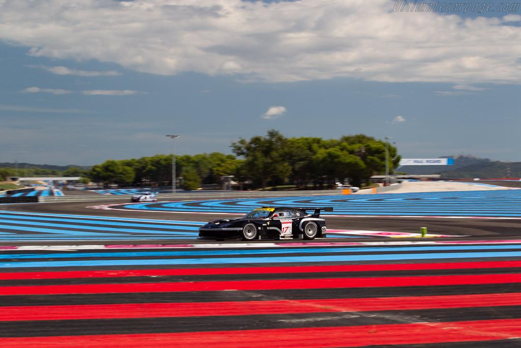 Ferrari 575 GTC Evo - Chassis: 2206 - Driver: Xavier Galant / Olivier Tancogne  - 2018 Dix Mille Tours