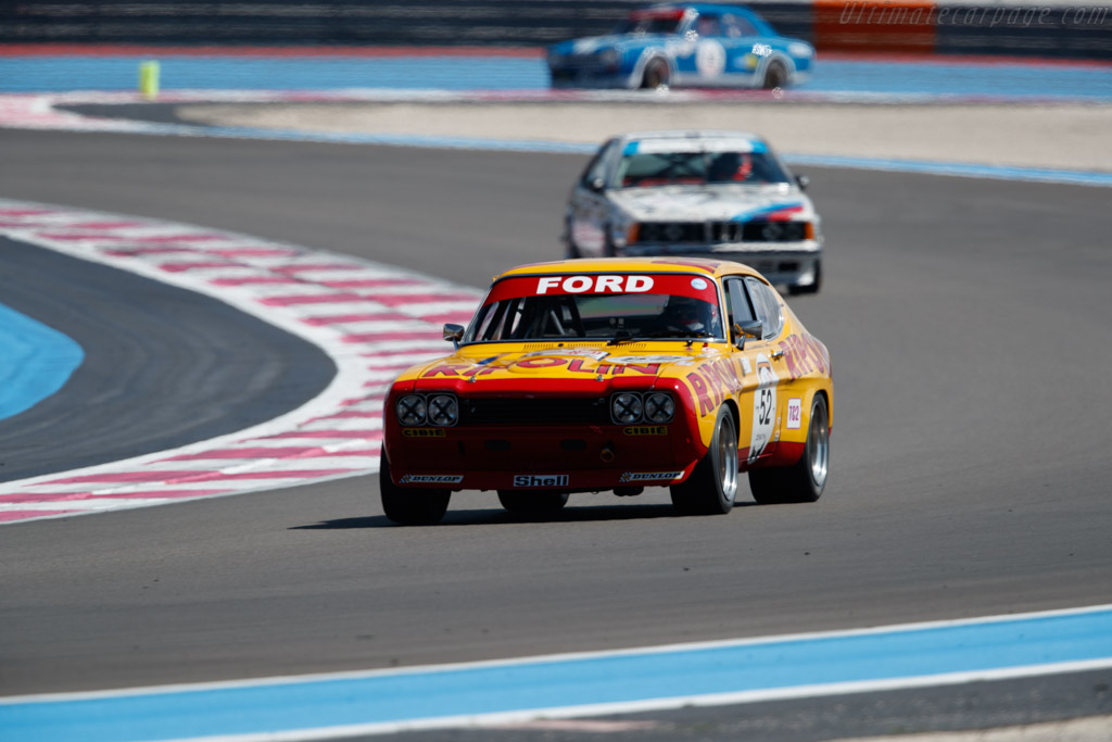 Ford Capri 2600 RS - Chassis: GAECLE42482 - Driver: Yves Scemama  - 2018 Dix Mille Tours
