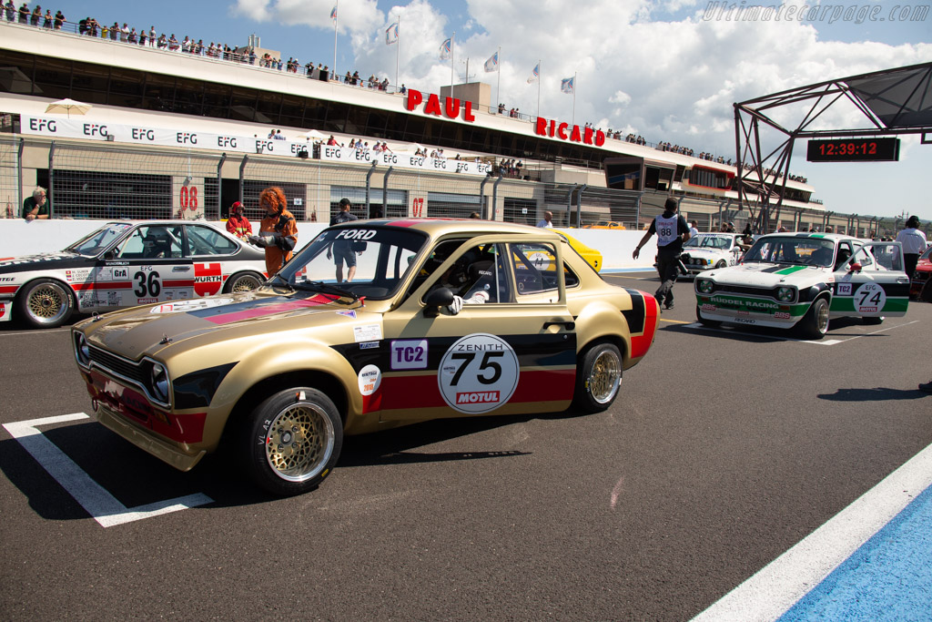 Ford Escort 1600 RS - Chassis: RRG20081870 - Driver: Albert Weinzierl  - 2018 Dix Mille Tours