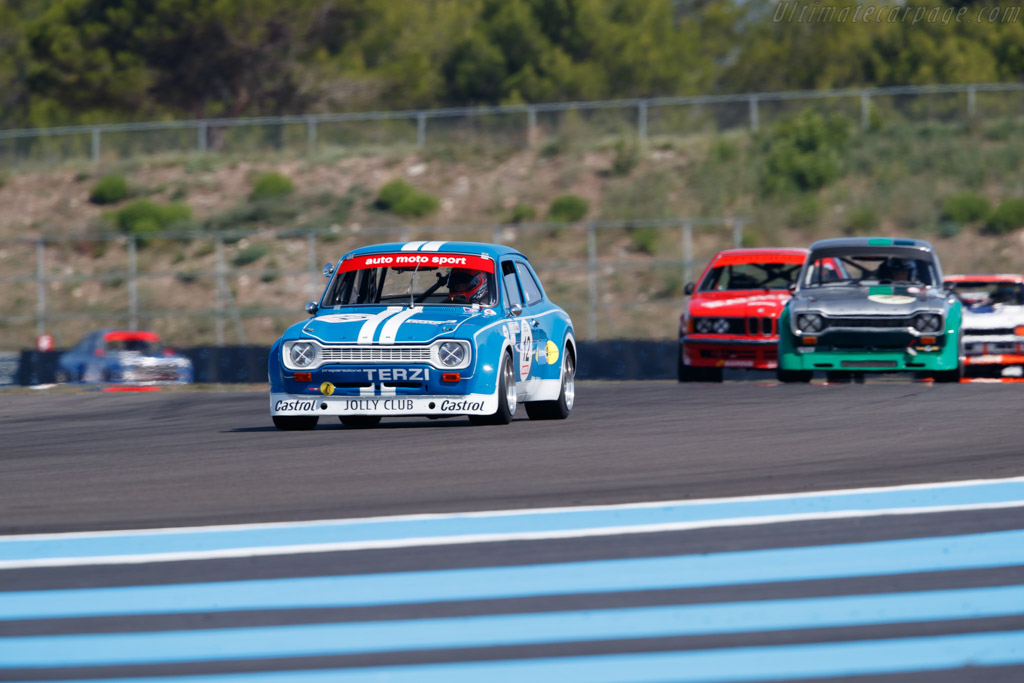 Ford Escort 1600 RS Broadspeed - Chassis: 1CBA657266 - Driver: Ben Gill  - 2018 Dix Mille Tours